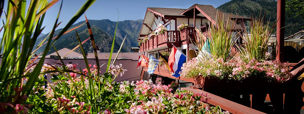 leavenworth wa hotel obertal inn