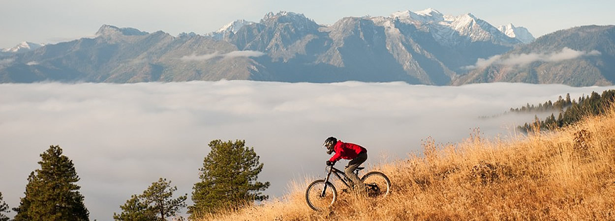 mountain biking in leavenworth wa