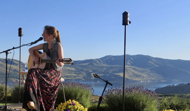 Brittany Jean is a singer/songwriter joining us from Brewster, WA